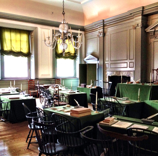 Assembly Room - Independence National Historic Site