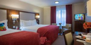 Clayton Hotel Ballsbridge - family friendly hotels in Dublin Ireland
