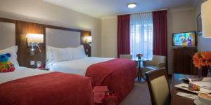 Clayton Hotel Ballsbridge - family friendly hotels in Dublin Ireland