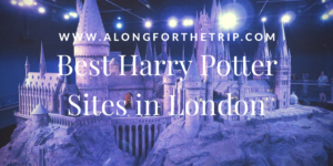 day tours around London - Warner Brothers Studio Tour London