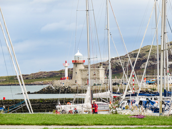 Visiting Howth Ireland with kids