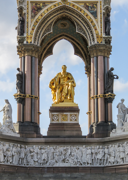 Albert Memorial - London family friendly activities