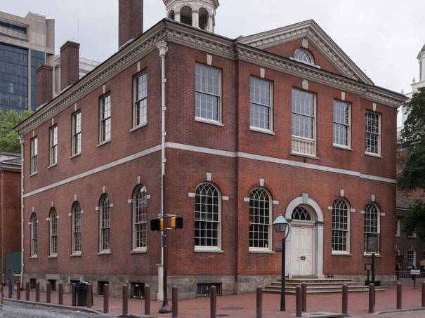 Old City Hall Independence NHP