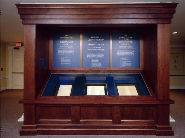 The Great Essentials Exhibit - West Wing