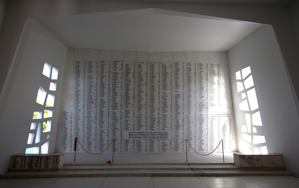 USS Arizona Memorial-WWII Valor in the Pacific NM