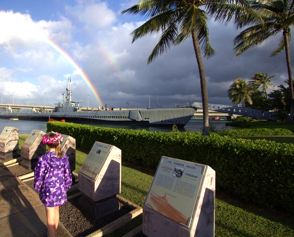 USS Bowfin-Pearl Harbor