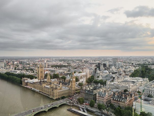 Best things to do in London with kids - The London Eye