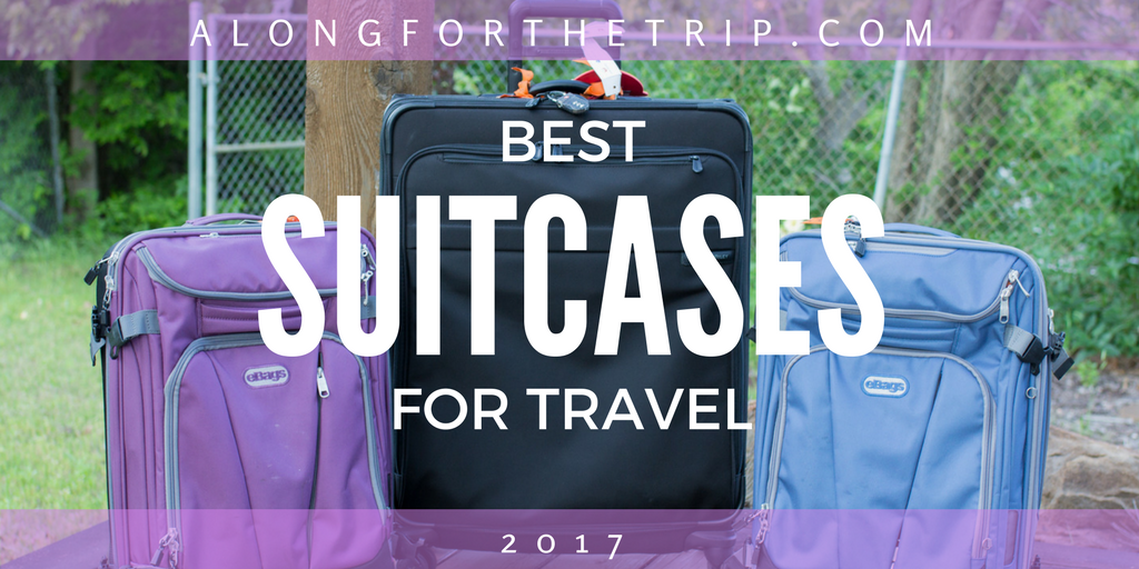 Best Suitcases for travel