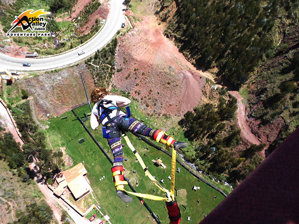 Action Valley Adventure Park Cusco Peru