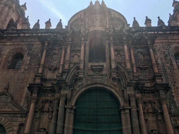 Cusco Cathedral Plaza de Armas Cusco Peru