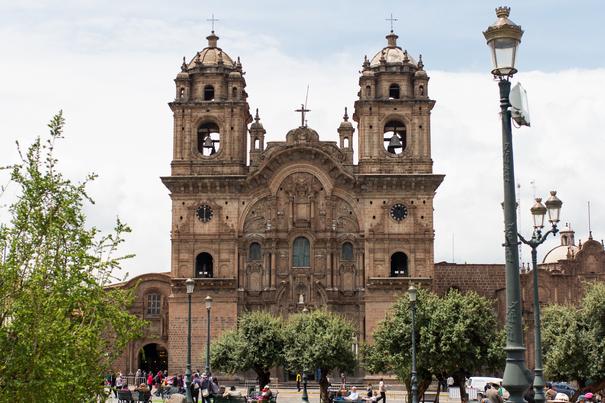 Cusco Museo de Historia Natural Peru