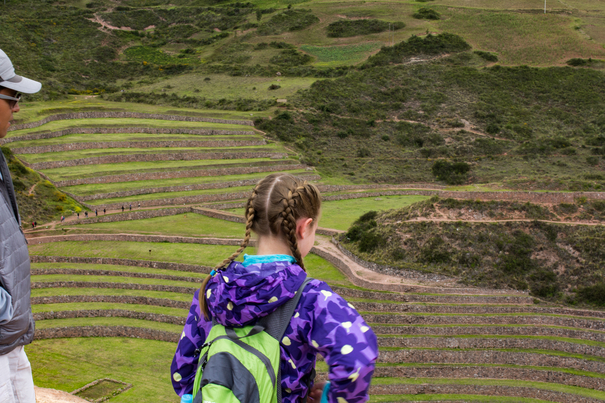 Moray Sacred Valley Peru