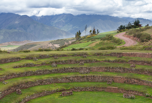 Moray Terraces Peru