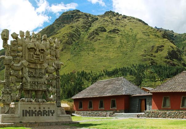 Museo Inkariy Cusco Peru