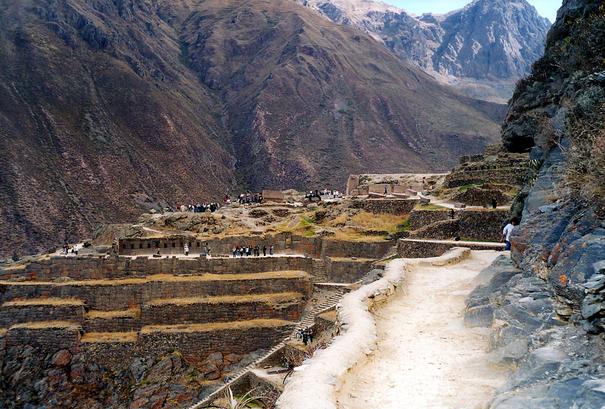Ollantaytambo Incan Ruins