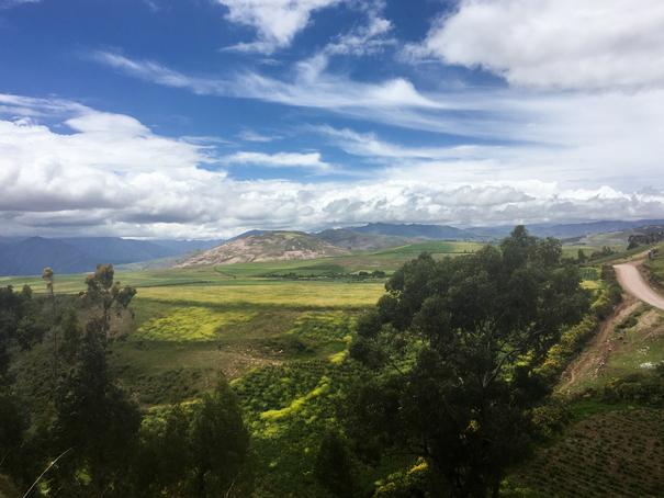 Views of Peru Sacred Valley