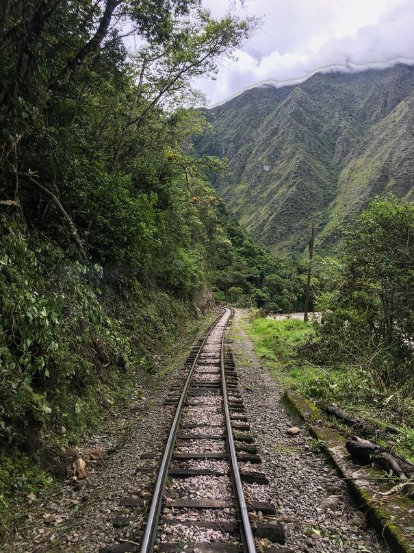 Peru Rail trip to Machu Picchu Peru