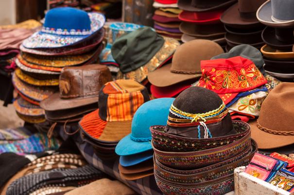 Pisac Market - Sacred Valley Peru