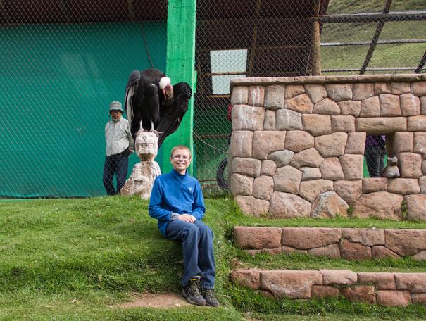 Santuario Cochahuasi Andean Condor