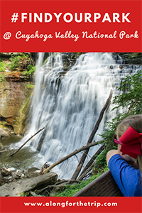 Visiting Cuyahoga Valley National Park with kids