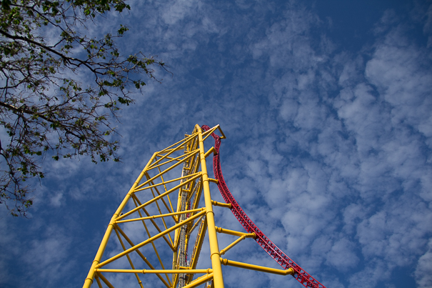 Cedar Point Top Thrill Dragster