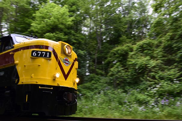 Cuyahoga Valley Scenic Railroad at Cuyahoga Valley National Park