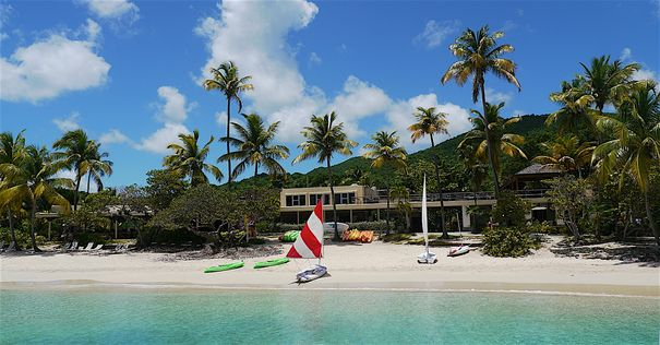 Caneel Bay St. John hotels and resorts