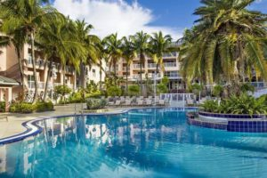 Doubletree Key West Florida family resorts