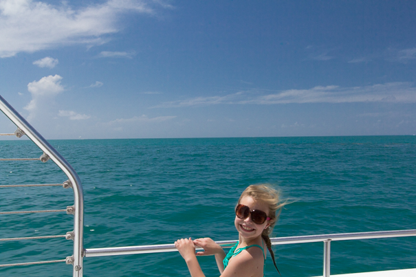 Be sure to get out on the water when you visit Key West!