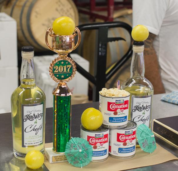 The Key West Legal Rum Distillery in Key West Florida