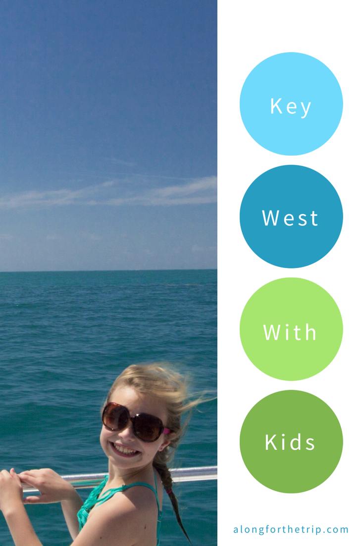 There are an amazing amount of things to do in Key West with kids. The key lime pie is wonderful of course, but don't overlook these other great things for families to do here. We loved our time here and hope this inspires you to visit the Conch Republic also! | #familytravel #keywest #florida #floridakeys