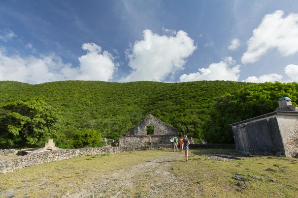 Annaberg sugar plantation - Virgin Islands National Park