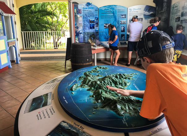 Virgin Islands National Park Visitors Center