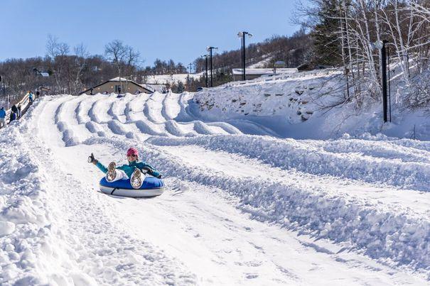 Beech Mountain Ski Resort-best east coast ski resorts for kids