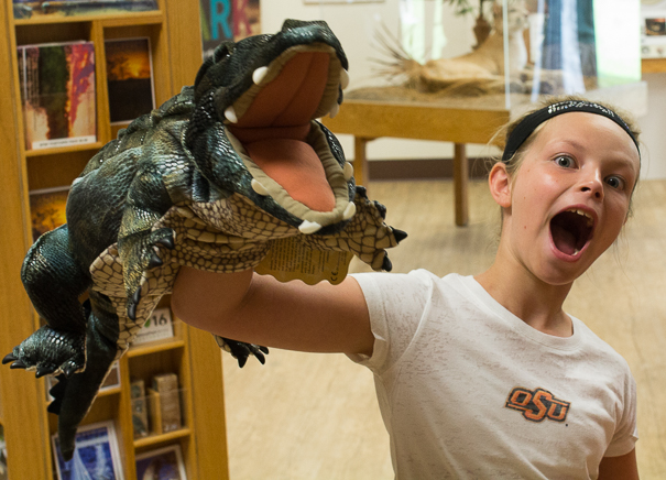 Visiting Everglades with kids
