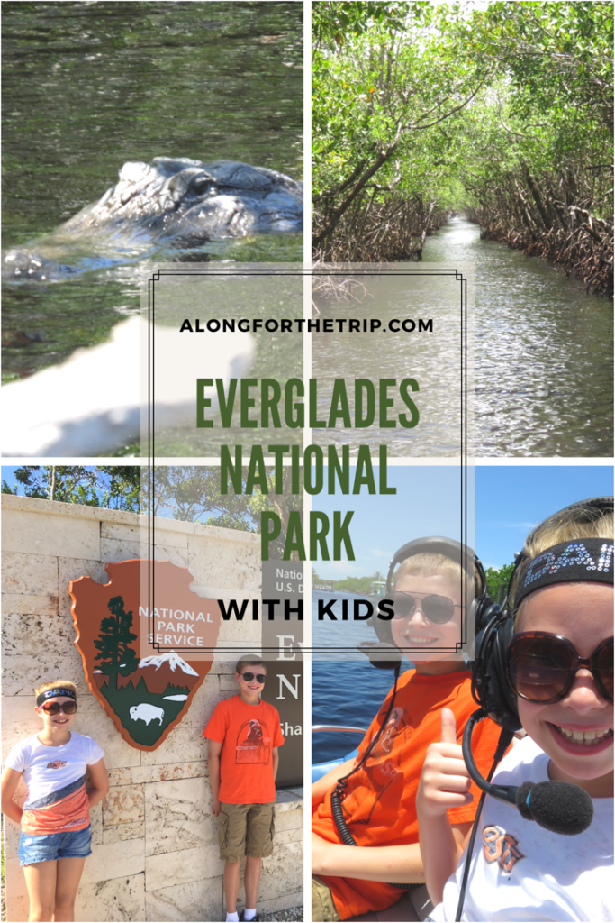 Visiting the Everglades with kids is a great way to spend a day (or more!) in south Florida. Hike, bike, or boat your way through this incredible National Park! (airboat is definitely the best!) #nps #FindYourPark #EveryKidInAPark #NationalParks