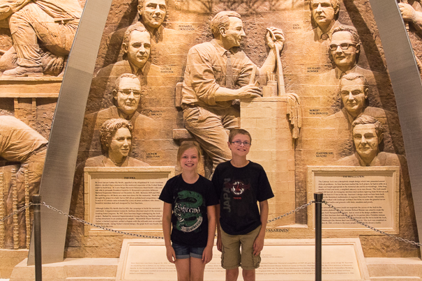 Museum of Westward Expansion at the Gateway Arch