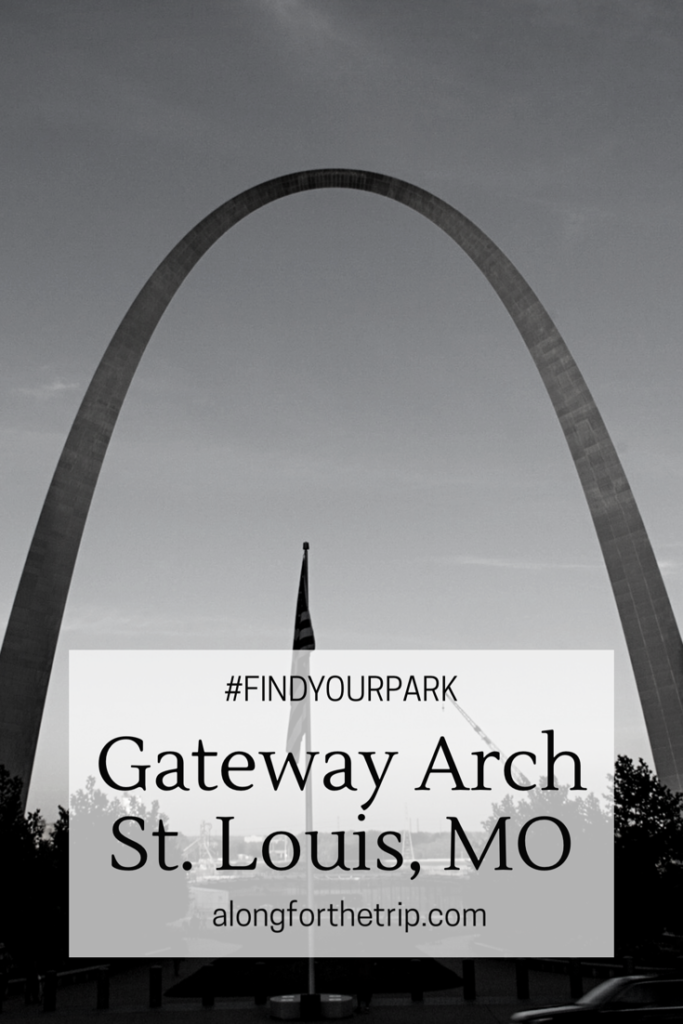 Visiting the Gateway Arch with kids is a great way to spend the day in St. Louis. The park is easy to get to, and with one of the best views in all of st. Louis, you can't go wrong! #FindYourPark at America's tallest National Monument! | #EveryKidinaPark #NPS #NationalParks