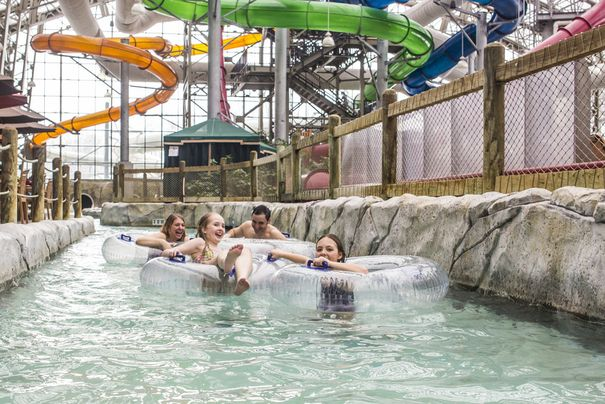 Jay Peak Resort - best ski resorts for families