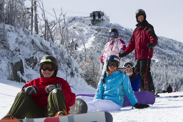 Jay Peak Resort Vermont - best kids skiing