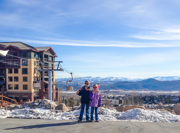 Park City UT - great ski resorts for kids