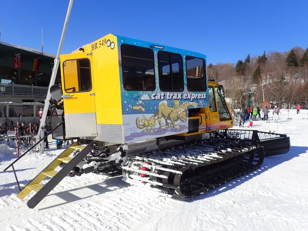 Smugglers' Notch - best place to ski with kids