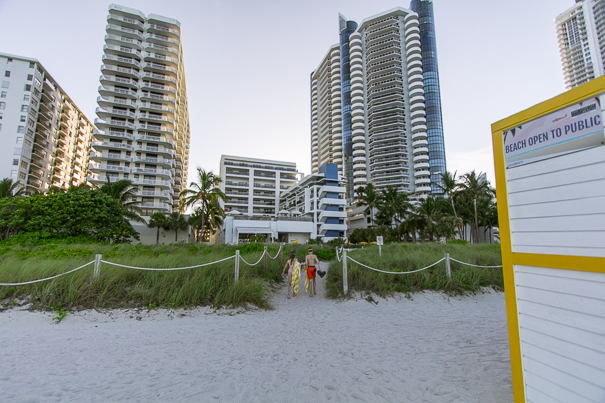 South Beach Miami Florida with kids