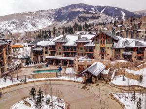 Hyatt Centric Park City - great ski resorts for kids