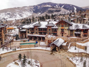 Hyatt Centric Park City - great ski resorts for kids