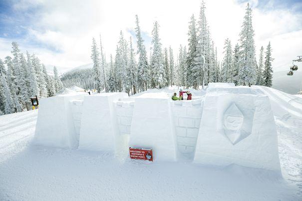 Best beginner ski resorts - Keystone CO