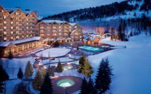 Montage Deer Valley UT - best ski resorts in Utah for beginners