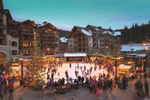 Northstar Lodge Lake Tahoe CA - best family ski resorts