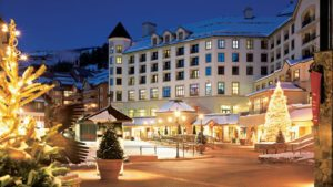Park Hyatt Beaver Creek CO - best ski resorts for children