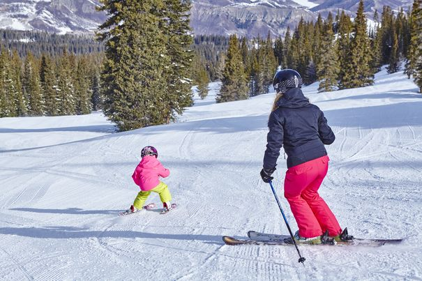Best Colorado ski resort for beginners - Snowmass